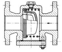 Filtr prachový C26